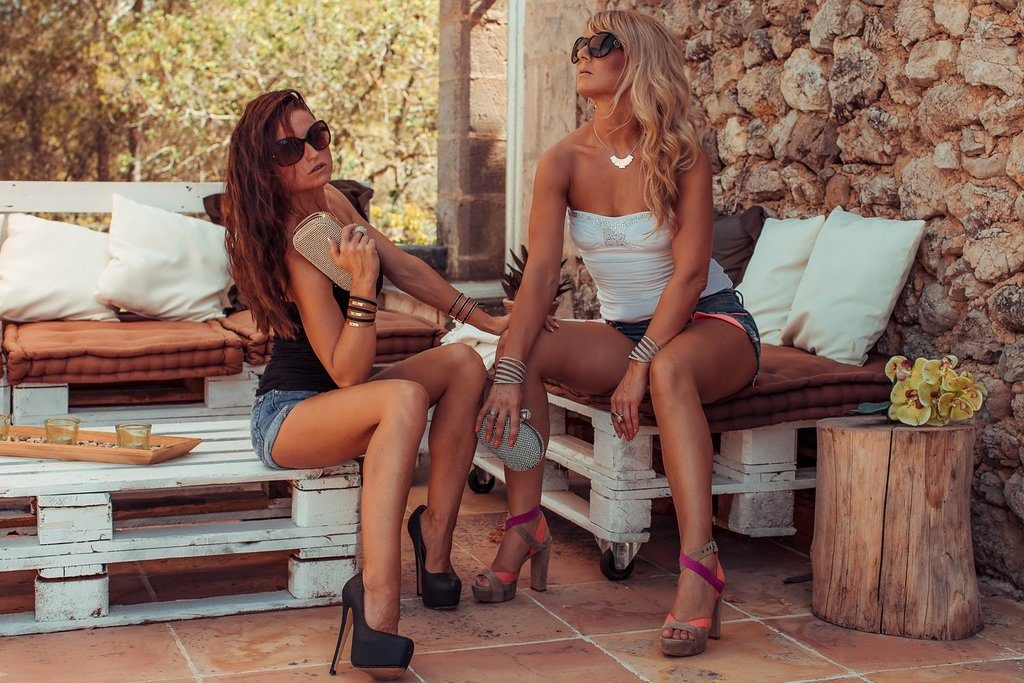 Mallorca Best Friends Shooting